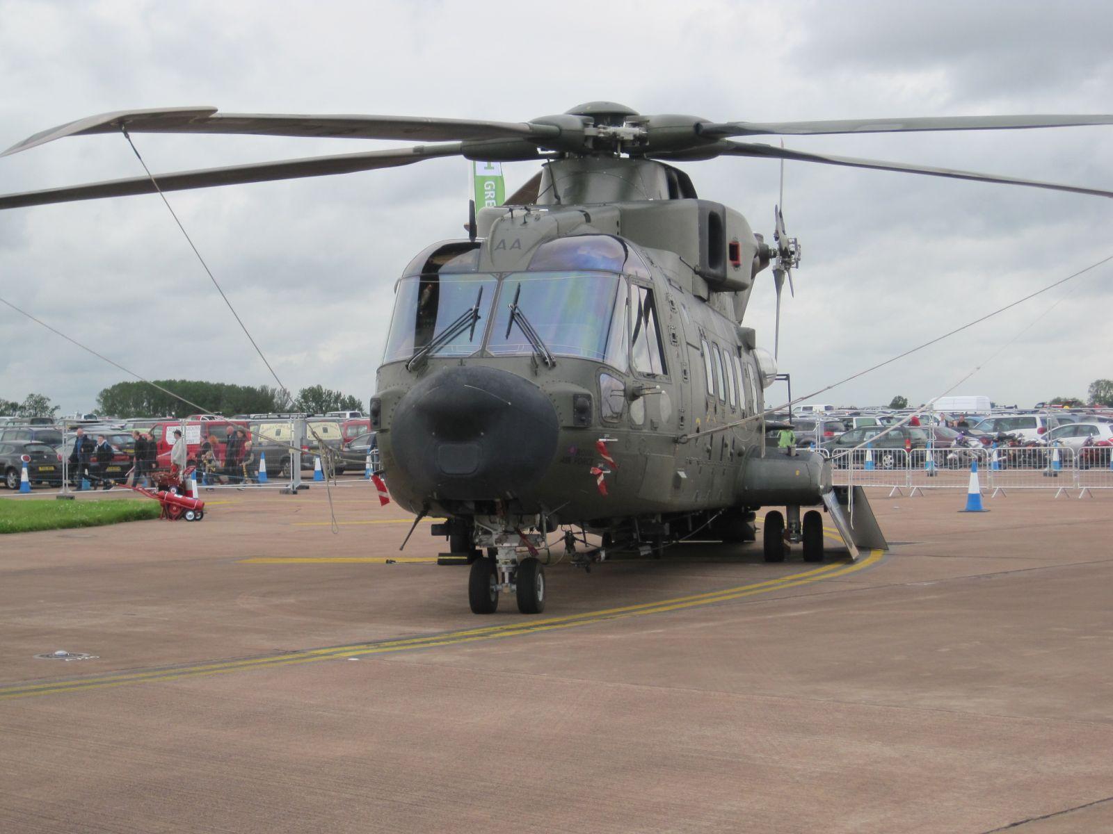 Westland Merlin HC3