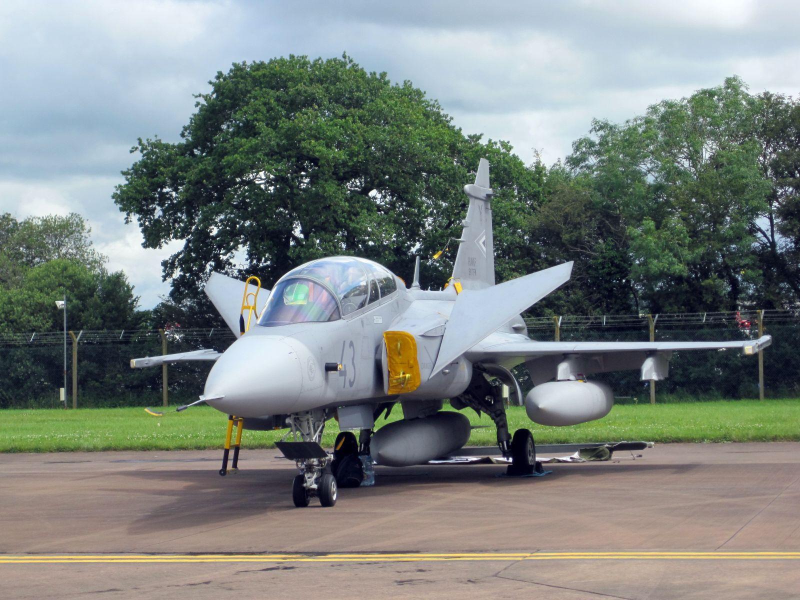 JAS 39 Gripen - Czech Air Force