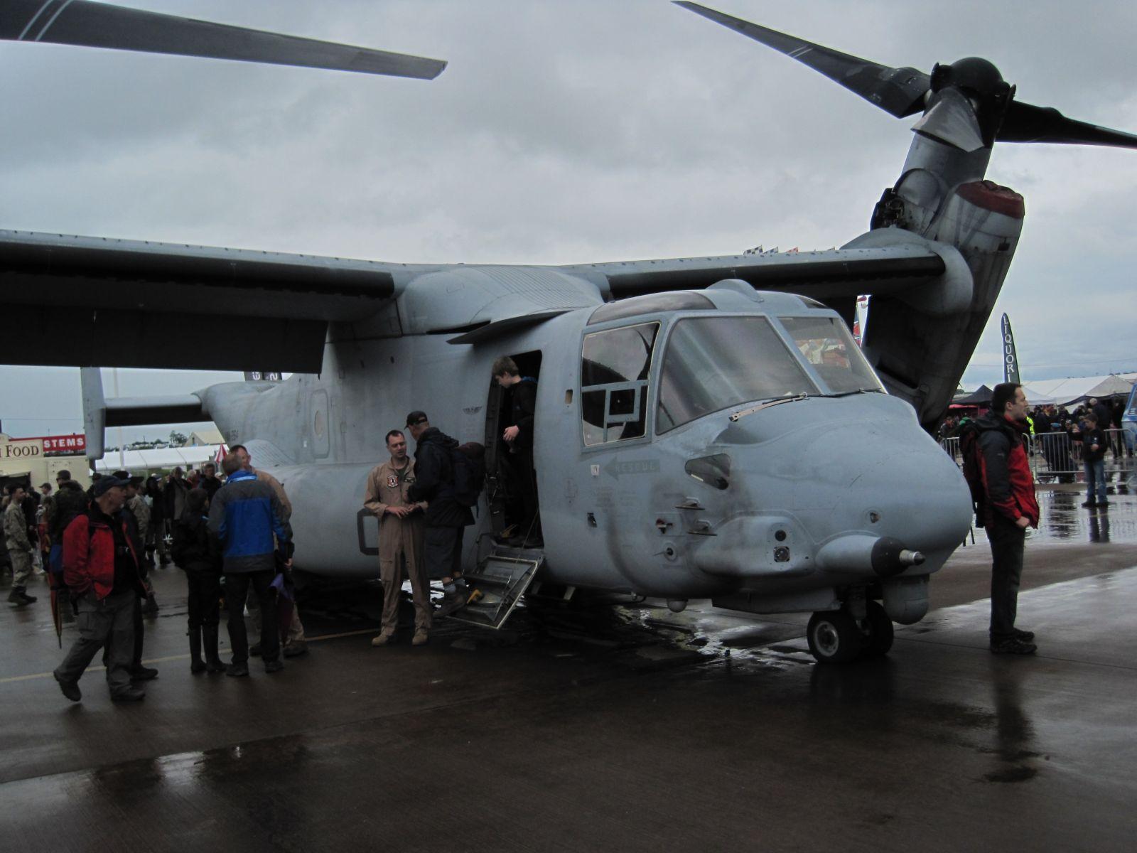 V-22 Osprey - USMC